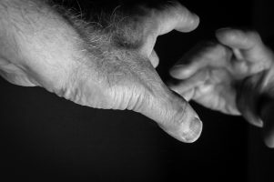 Hands by Rich Coniglio
